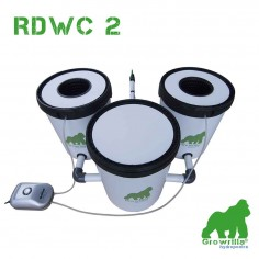 Sistema Idroponico RDWC 2